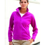 H851 Ladies Micro Fleece Jacket